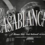 Filmblog: Casablanca