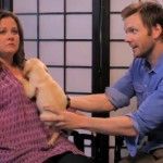 Melissa McCarthy(Bridesmaids) And Joel McHale (Community) Train For The Emmys!
