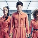 Ep 41 Misfits Season 3 premiere and QandA with Cast and Creators at BFI