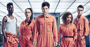 Ep 41 Misfits Season 3 premiere and QandA with Cast and Creators at BFI