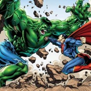 SuperMan vs Hulk Fan Created video