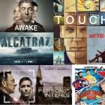 TV Special: Awake, Alcatraz, Touch, Person Of Interest, Comic Book Men