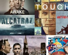 TV Special: Awake, Alcatraz, Touch, Person Of Interest, Comic Book Men