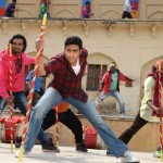 "Abhishek Bachchan Press Q&A and Exclusive Stills for ""Bol Bachchan"""