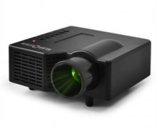 Win a Klarstein Mini Home Cinema Projector with Upodcast and Hi-Fi Tower