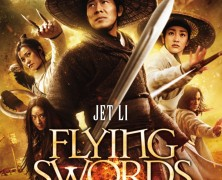 Blu Ray Competition Jet Li's Flying Swords Of Dragon Gate