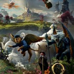 Oz The Great and Powerful New Posters