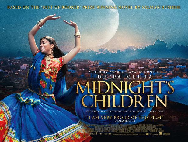 Midnights Children Poster