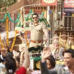 Salman Khan in a Still from Dabangg-2