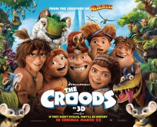 The Croods: Meet the Characters of Dreamworks PreHistoric Adventure