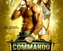 Commando First Poster + New Videos