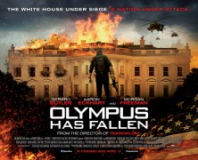 Olympus Has Fallen: New Clips, Trailer and Behind the Scene Featurette