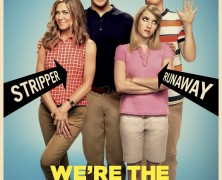 We're The Millers Trailer and Poster
