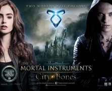 The Mortal Instruments: City Of Bones Trailer and Character Posters