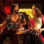 Deepika and Ranveer Ram Leela