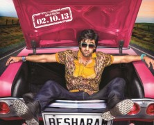 Besharam Media Interview and New Song Promo