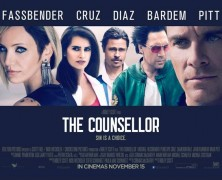 The Counsellor Character Posters and Clips