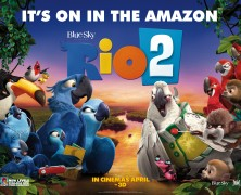 Rio 2 Footage Screening and Q&A