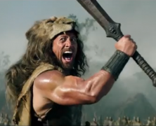 Hercules Teaser: The Rock Roars!
