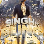 Singh Is Bling: New Posters for Akshay and Prabhu Deva's latest team up