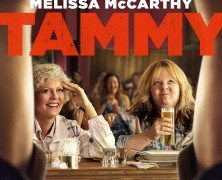 New Tammy Trailer: Melissa McCarthy fights a deer