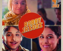 Bobby Jasoos Press Interview Ali Fazal