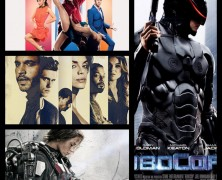 What Have We been Watching? And Robocop (2014) Upodcast