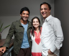 Farhan Akhtar LIFF Screen Talk  at the BFI