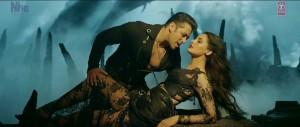 Nargis Fakhri & Salman Khan - Kick