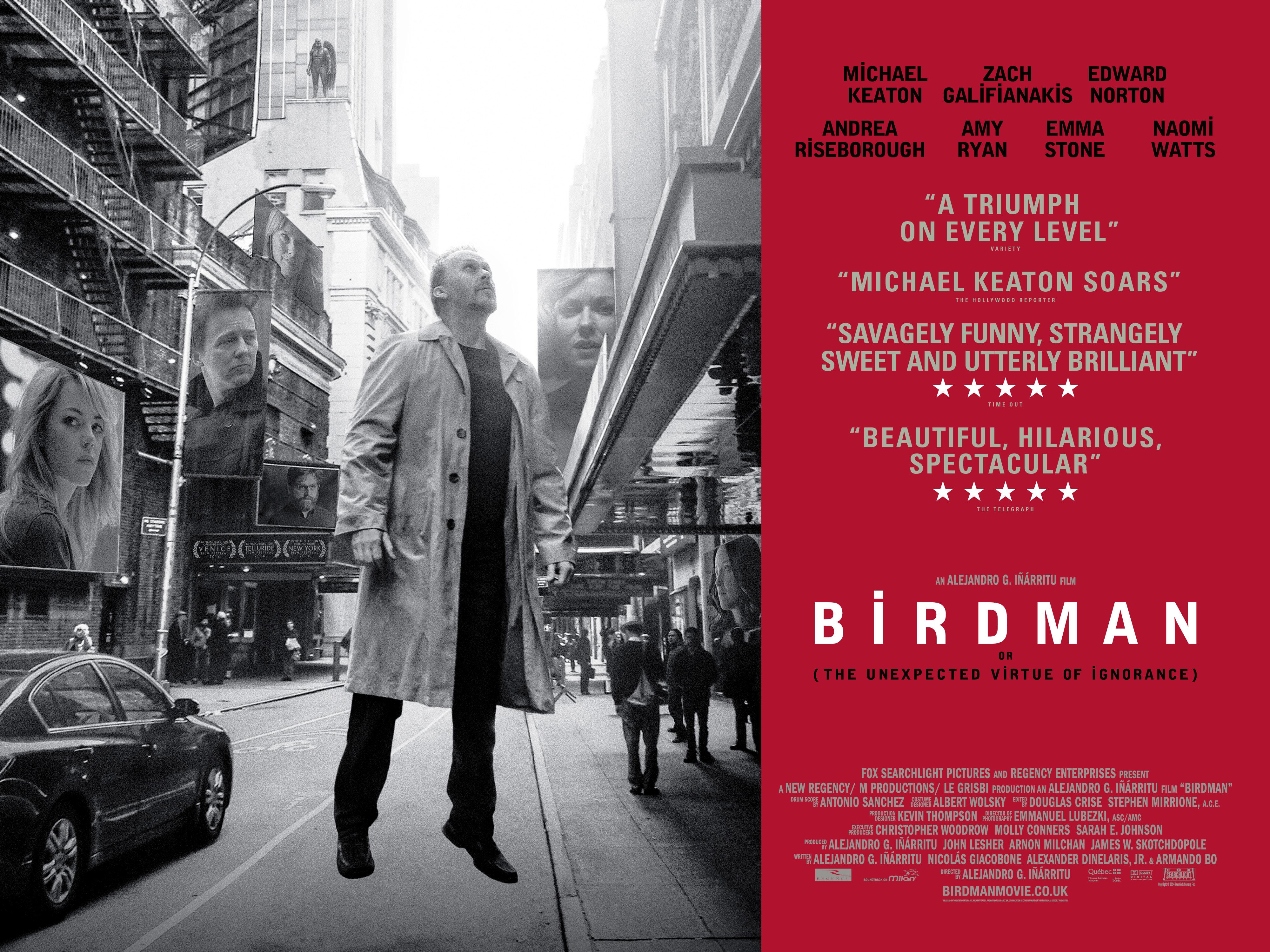 Birdman Hd 2015 Торрент