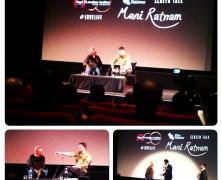 Screen Talk: Mani Ratnam – London Indian Film Festival 2015, BFI Southbank
