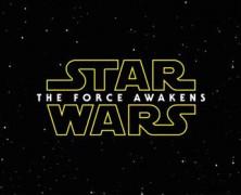 Star Wars Comic Con Sizzle Reel