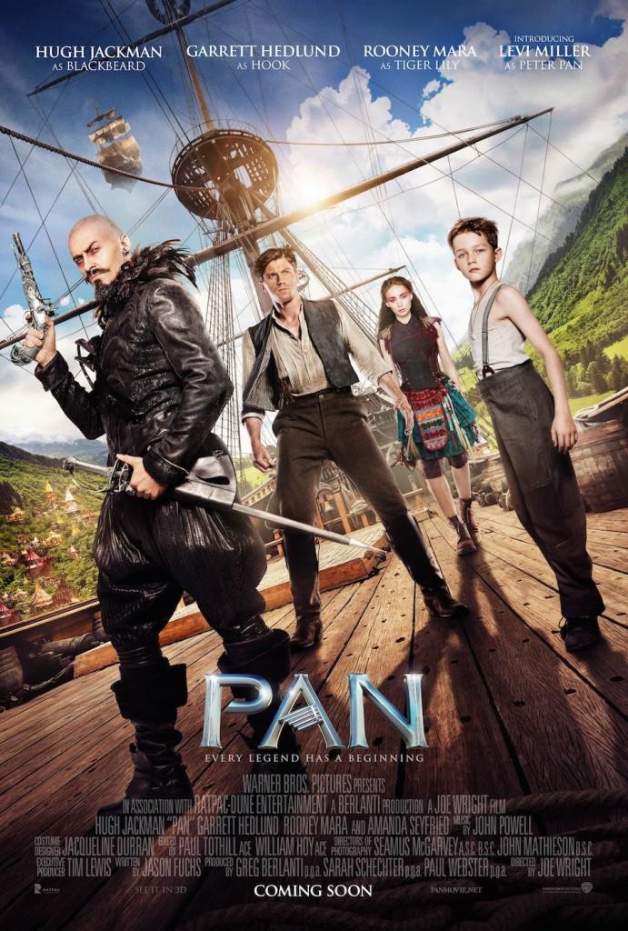 Pan First Poster