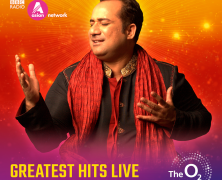 Ustad Rahat Fateh Ali Khan – The Greatest Hits Live at the O2