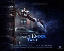Ep 219 Don't Knock Twice Review Upodcast