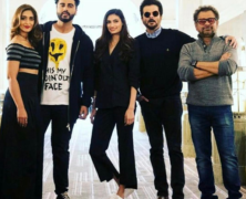 Mubarakan Press Conference kicks off London schedule