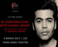"Karan Johar : ""I don't discriminate""- LSE India Forum Event Full report"