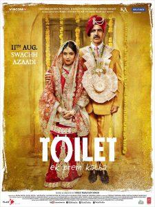 TOILET Ek Prem Katha - Poster